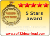 Halloween Night: Pumpkin Match 1.0 5 stars award