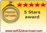 QMSys Threads and Gauges 4.1 5 stars award