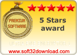 ULTRA FILE ENCRYPTOR 1 5 stars award