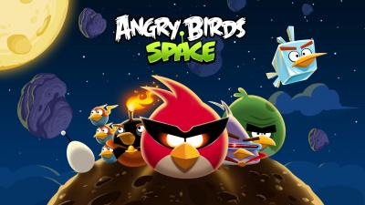 Angry Birds Space 2.0.1 Mac software screenshot