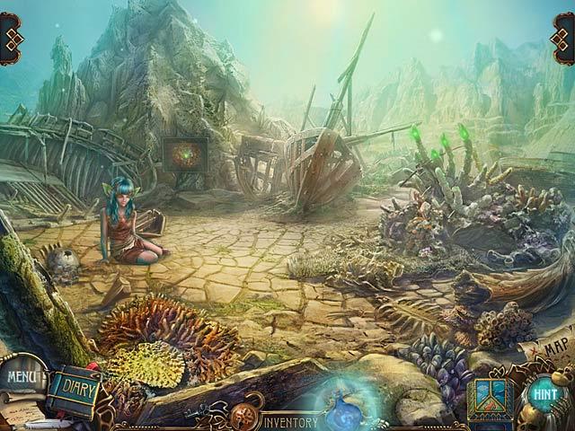 Azada: Elementa  Mac software screenshot