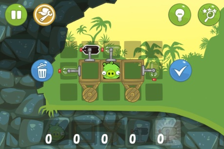 Bad Piggies 1.2.0 Mac software screenshot
