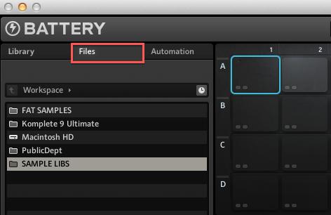 Battery 4.0.1 Mac software screenshot