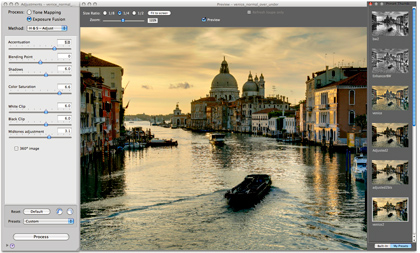Bloom 3.0.5 Mac software screenshot