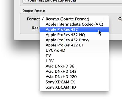 ClipWrap 2.6.9 Mac software screenshot