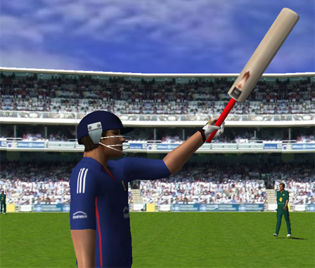 Cricket 3D 8.0 Mac software screenshot