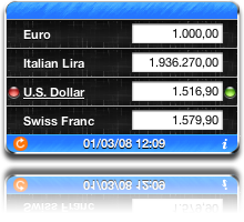 Currency Converter 2.0.2 Mac software screenshot