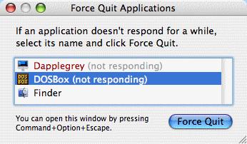 Dapplegrey 3.4.4 Mac software screenshot
