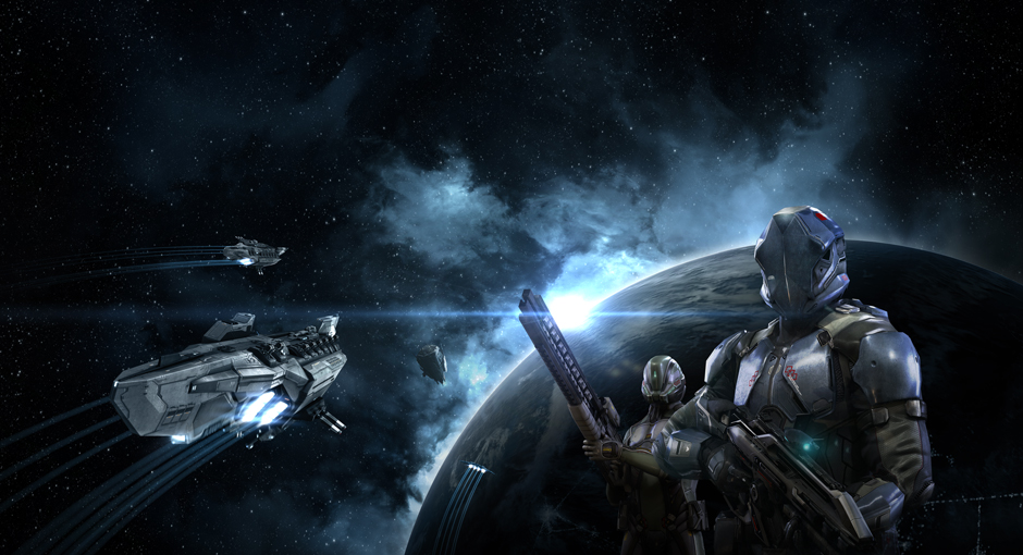 EVE Online 8.40.724022 Mac software screenshot