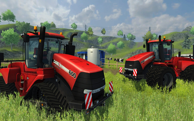 Farming Simulator 2013 1.4.0 Mac software screenshot
