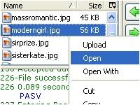 FireFTP 2.0.19 Mac software screenshot