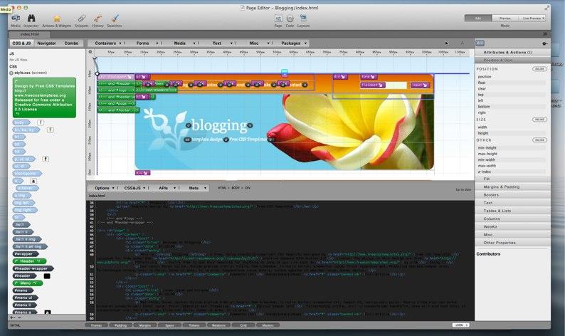 Flux 5.0.9 Mac software screenshot