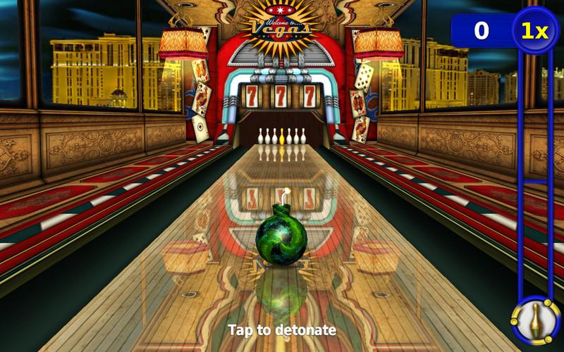 Gutterball - Golden Pin Bowling 1.1.9 Mac software screenshot