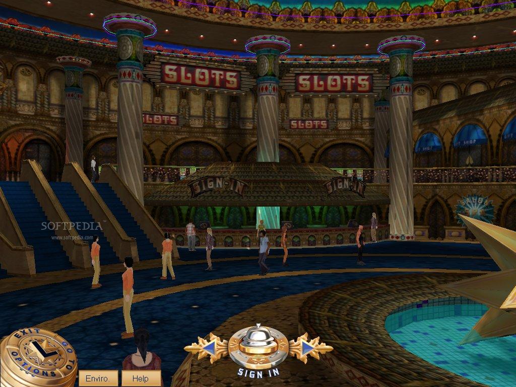Hoyle Casino 1.0 Mac software screenshot