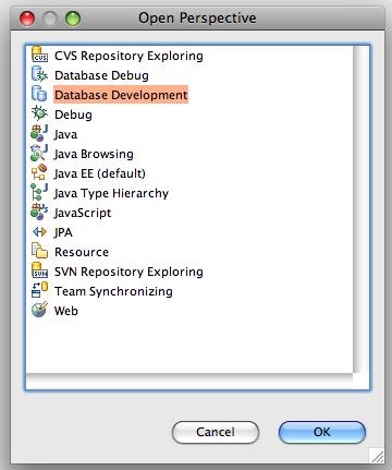 MySQL Connector/J 5.1.31 Mac software screenshot