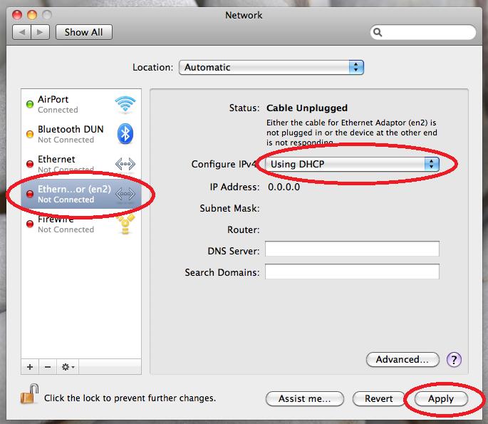 PdaNet 5.3 Mac software screenshot