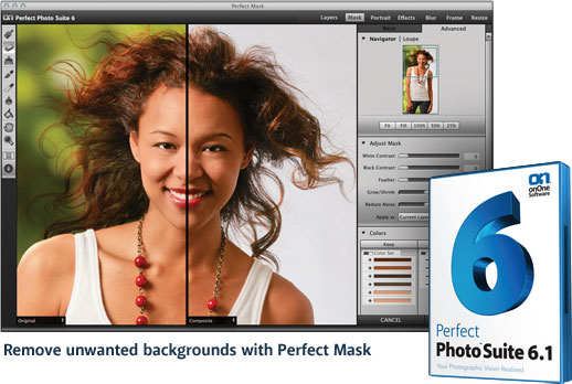 Perfect Mask Standard 5.2.1 Mac software screenshot