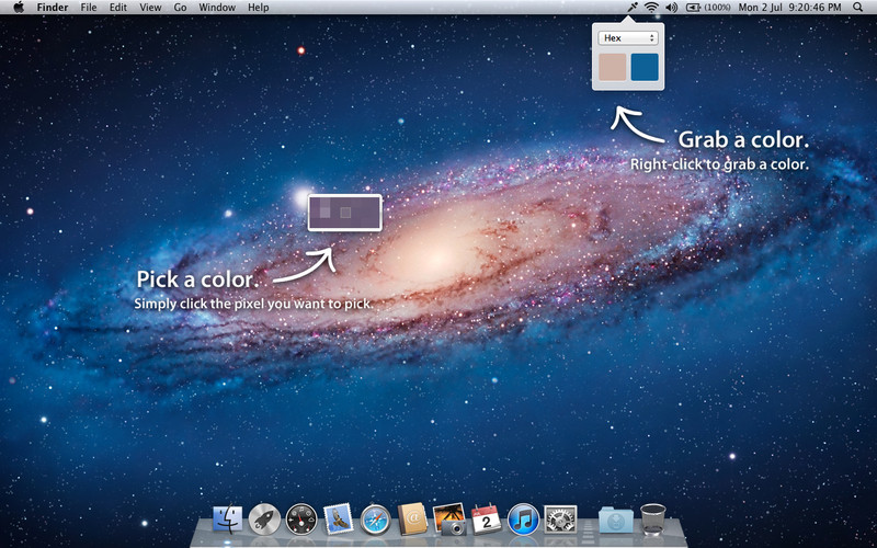 Pickr 1.1.2 Mac software screenshot