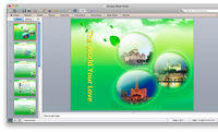 PowerPoint Templates 2.0.0 Mac software screenshot