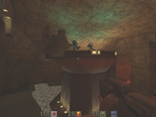 Quake 1.2.1 Mac software screenshot