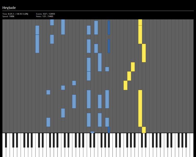 Synthesia 9.0.2493 Mac software screenshot