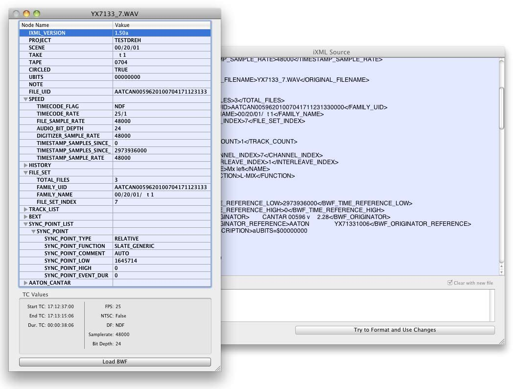 TitleExchange Pro 1.9.76 Mac software screenshot