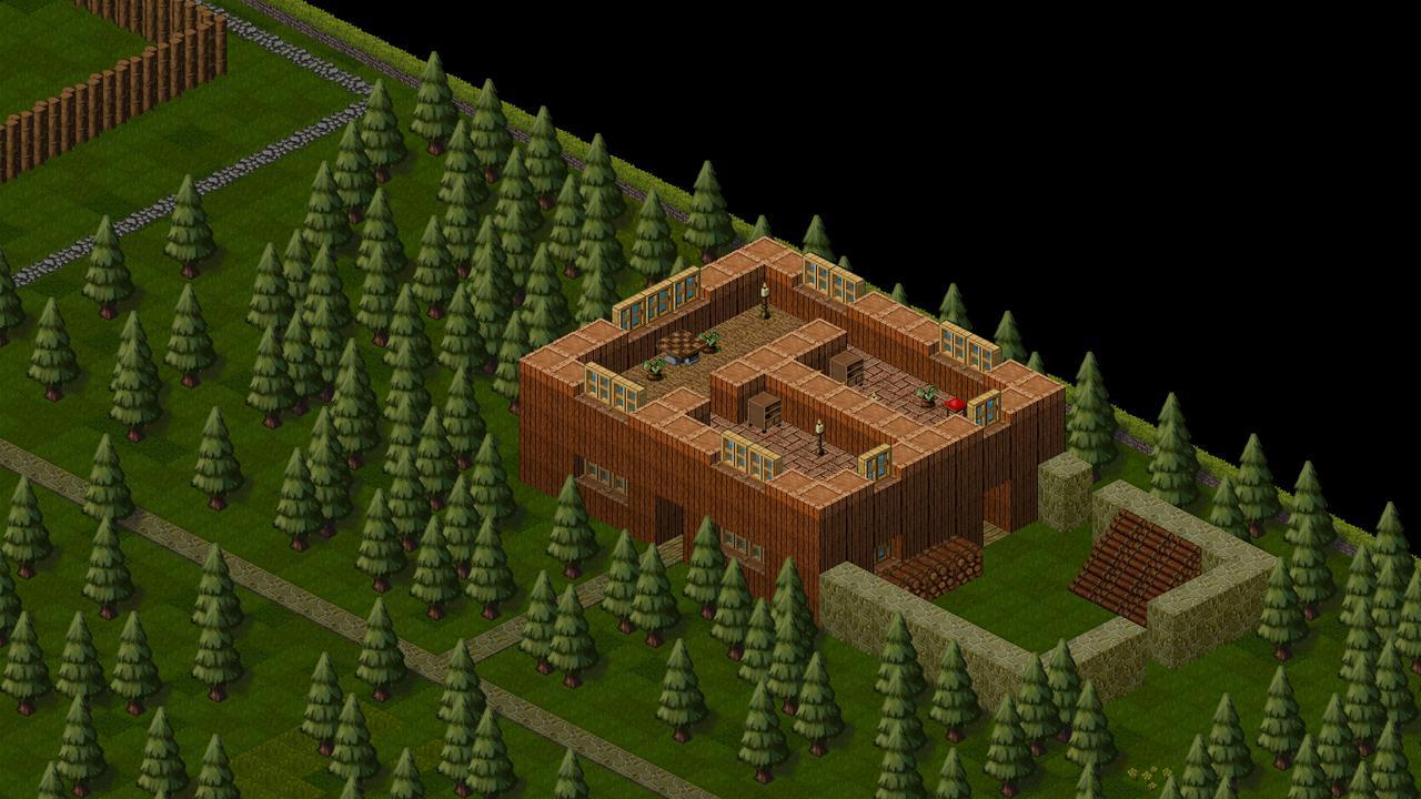 Towns 10a Mac software screenshot