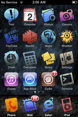 WinterBoard 0.9.3915 Mac software screenshot