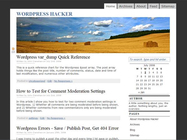 WordPress 3.9.2 Mac software screenshot