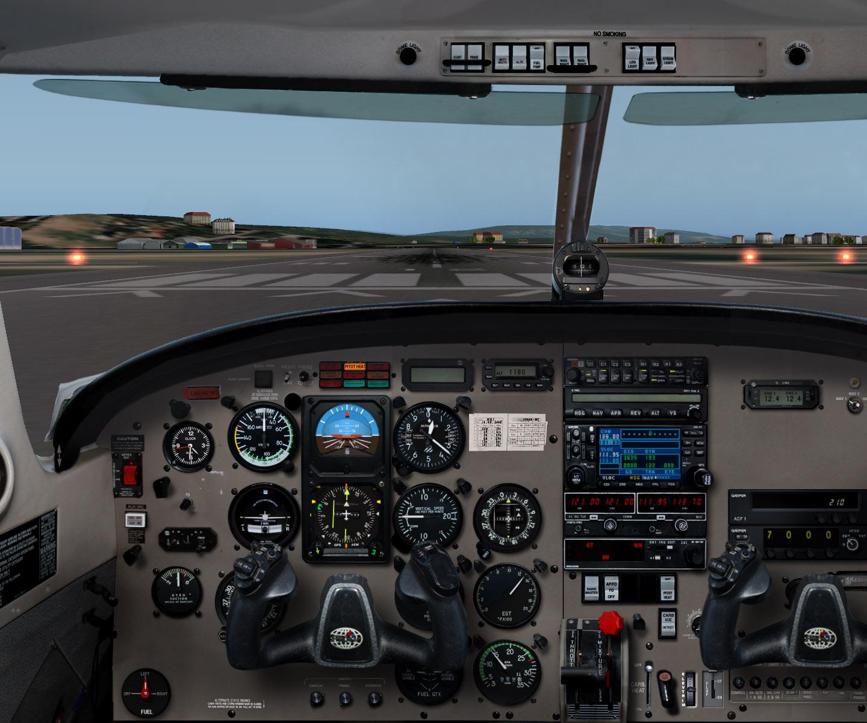 X-Plane 10.25 Mac software screenshot