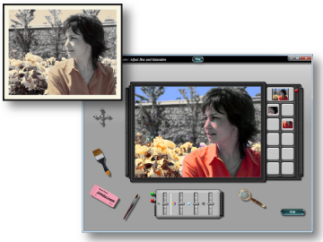 jalada Image Dream 1.3.7 Mac software screenshot