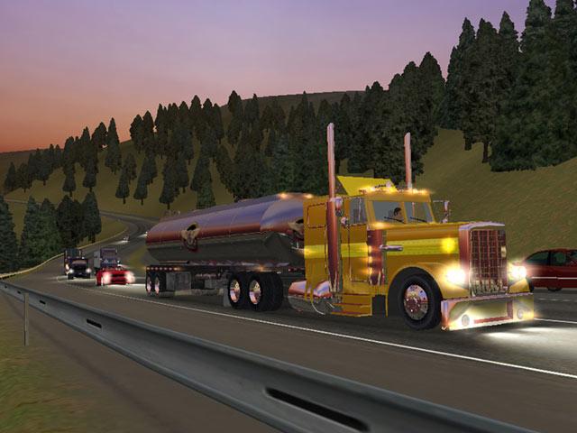 18 Wheels of Steel Convoy 1.0 software screenshot
