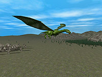 3D Dragons 1.14 software screenshot