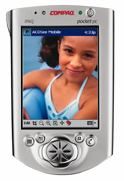 ACDSee Mobile for Windows CE 1.0 software screenshot