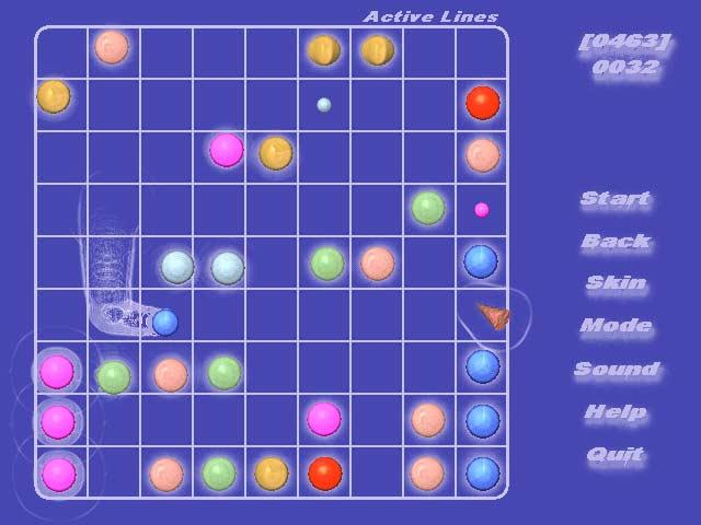 Active Lines 1.5 software screenshot