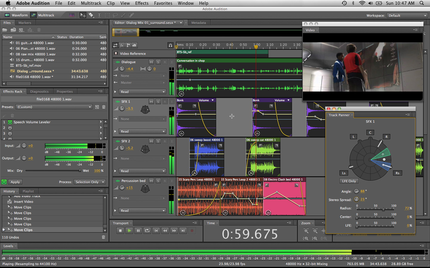cs6 adobe audition