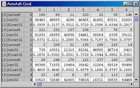 AimAdt 1.0.2 software screenshot