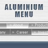 Aluminium Flash Menu 1.0.5 software screenshot