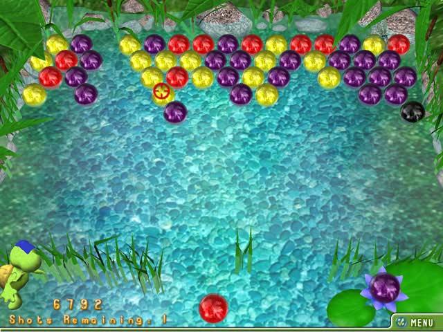 Aquabble Quest 1.1 software screenshot