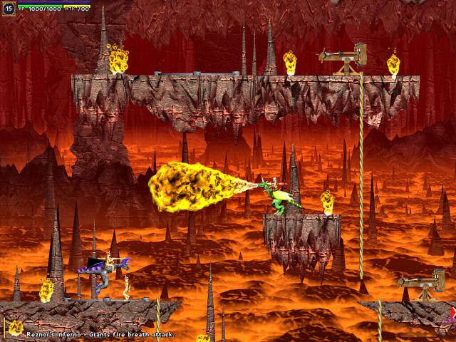 Atomic Battle Dragons 1.05 software screenshot