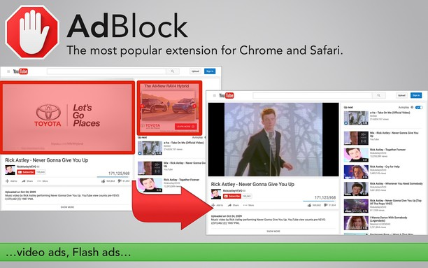 BetaFish Adblocker for Opera 2.47 software screenshot