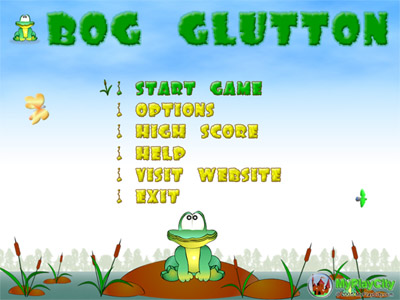 Bog Glutton 3.1 software screenshot