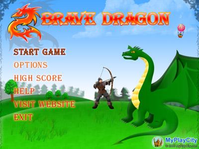 Brave Dragon 3.2 software screenshot