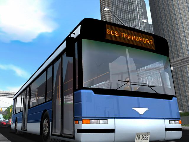 Bus Driver 1.5 software screenshot