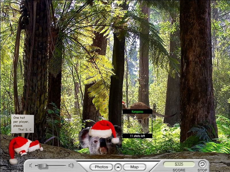 Christmas Quest 1.0 software screenshot