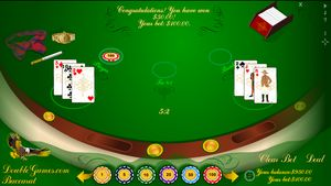 Classic Baccarat 1.0 software screenshot