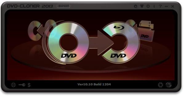 DVD-Cloner 2017 14.010 Build 1420 software screenshot