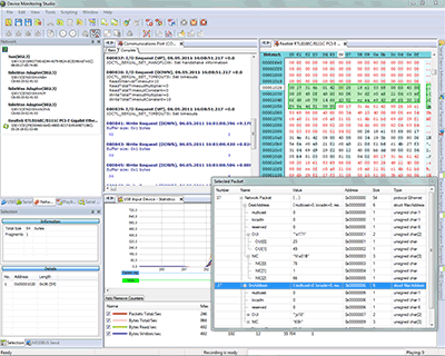 Device Monitoring Studio 7.74.00.7498 software screenshot
