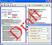 Document Printer Pro (docPrint Pro) 5.0 software screenshot