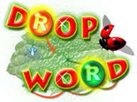 Drop Word 1.0 software screenshot